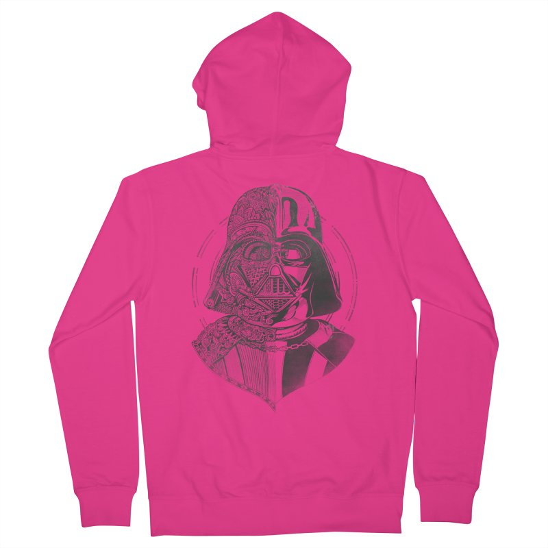 The Darth Men's Zip-Up Hoody by zakeu's Artist Shop