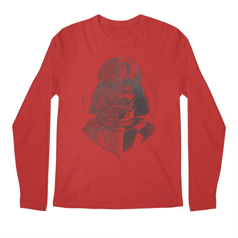 The Darth  Men's Longsleeve T-Shirt by zakeu's Artist Shop