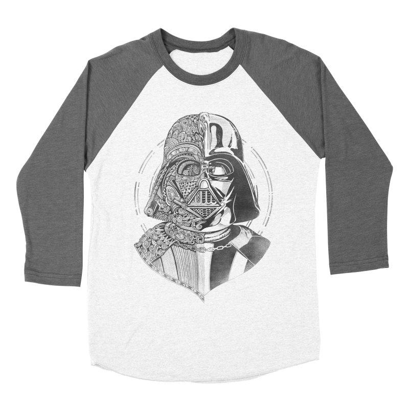 The Darth Women's Baseball Triblend T-Shirt by zakeu's Artist Shop