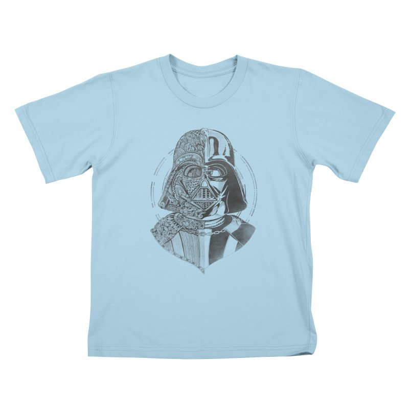 The Darth Kids T-Shirt by zakeu's Artist Shop