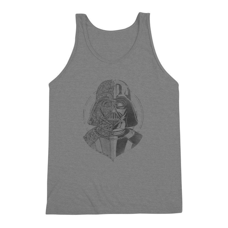 The Darth Men's Triblend Tank by zakeu's Artist Shop