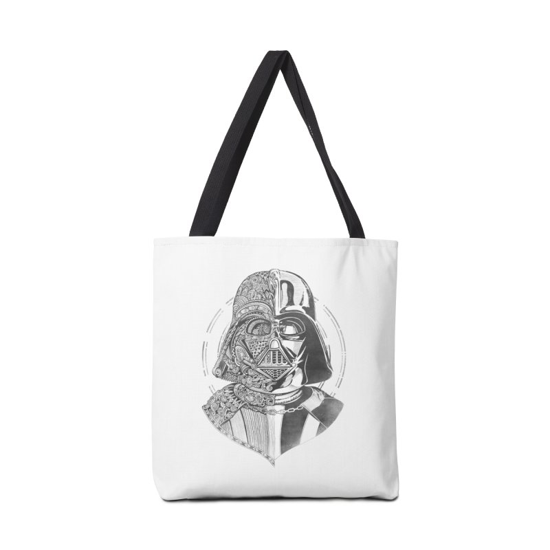 The Darth  Accessories Bag by zakeu's Artist Shop