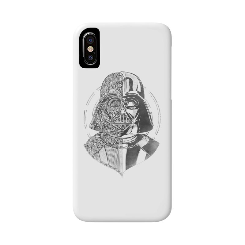 The Darth Accessories Phone Case by zakeu's Artist Shop