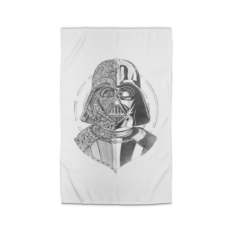 The Darth Home Rug by zakeu's Artist Shop