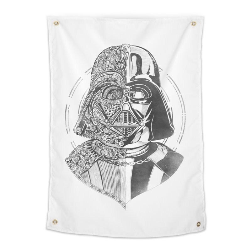 The Darth  Home Tapestry by zakeu's Artist Shop