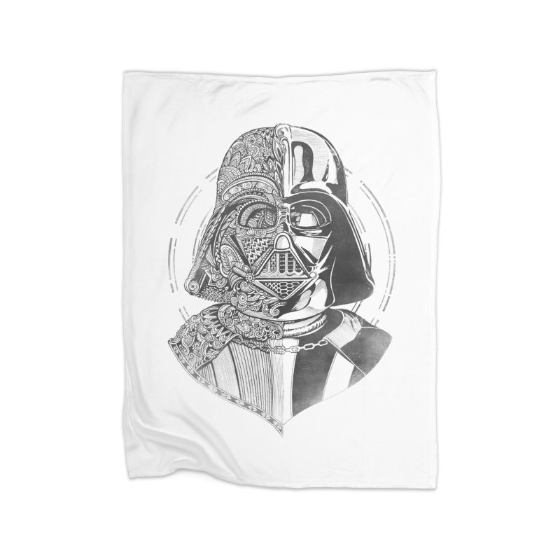 The Darth  Home Blanket by zakeu's Artist Shop