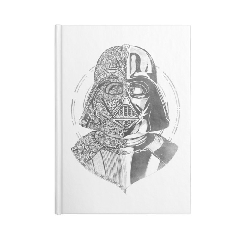 The Darth Accessories Notebook by zakeu's Artist Shop