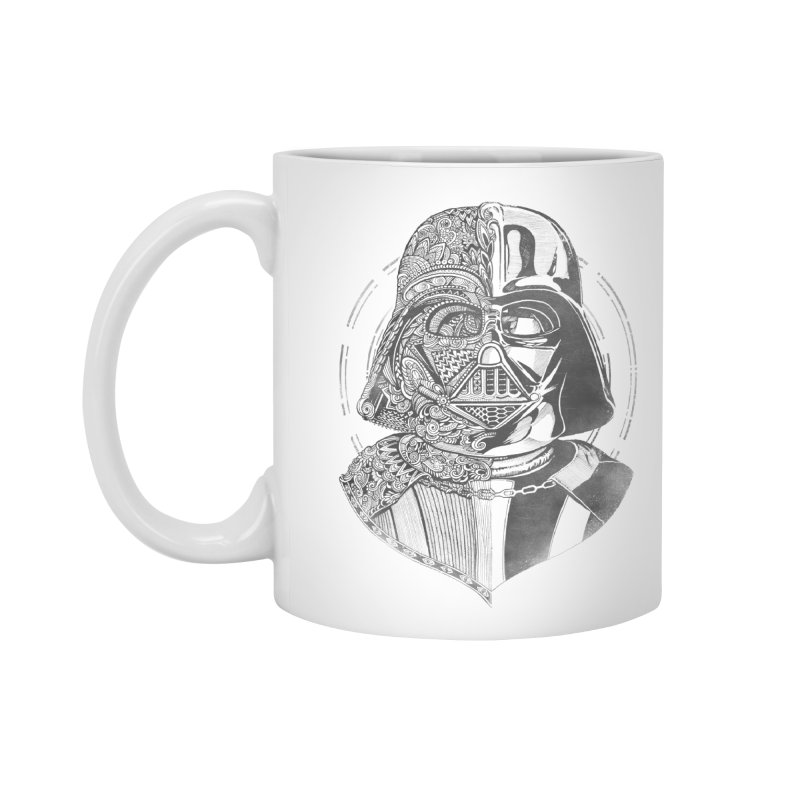 The Darth  Accessories Mug by zakeu's Artist Shop