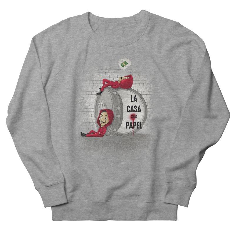 La casa sem papel Women's Sweatshirt by zakeu's Artist Shop