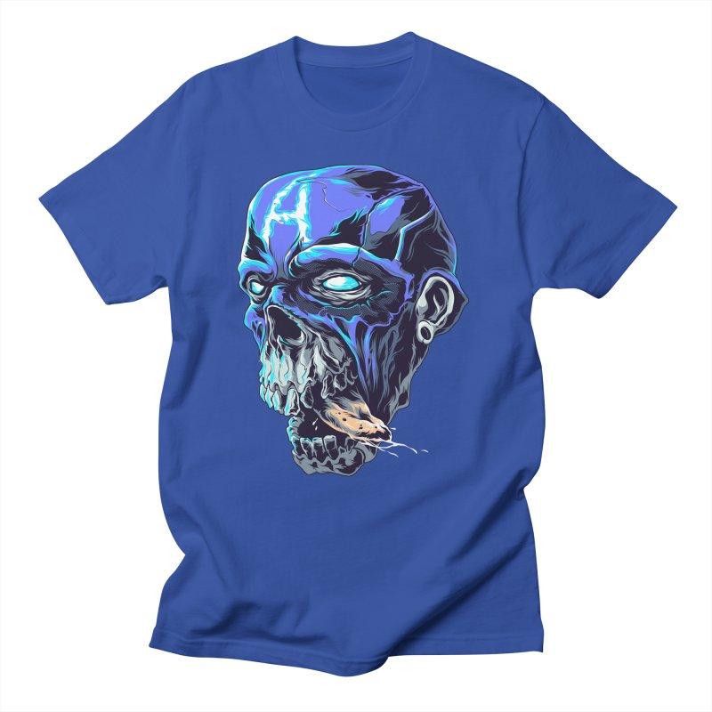 CAPTAIN BEAST AMERICA Men's T-Shirt by zakiihamdanii's Artist Shop