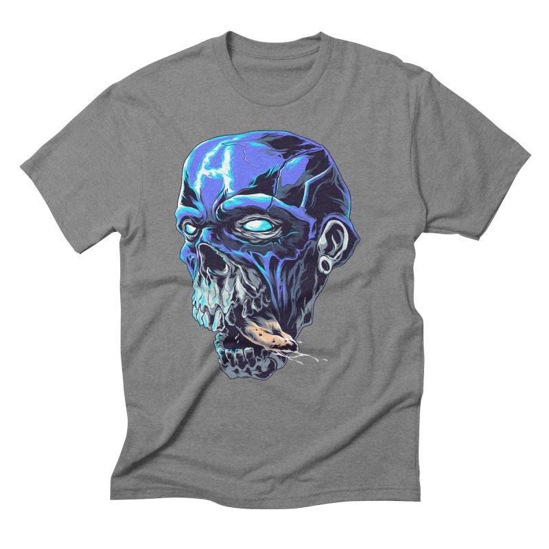 CAPTAIN BEAST AMERICA Men's Triblend T-Shirt by zakiihamdanii's Artist Shop