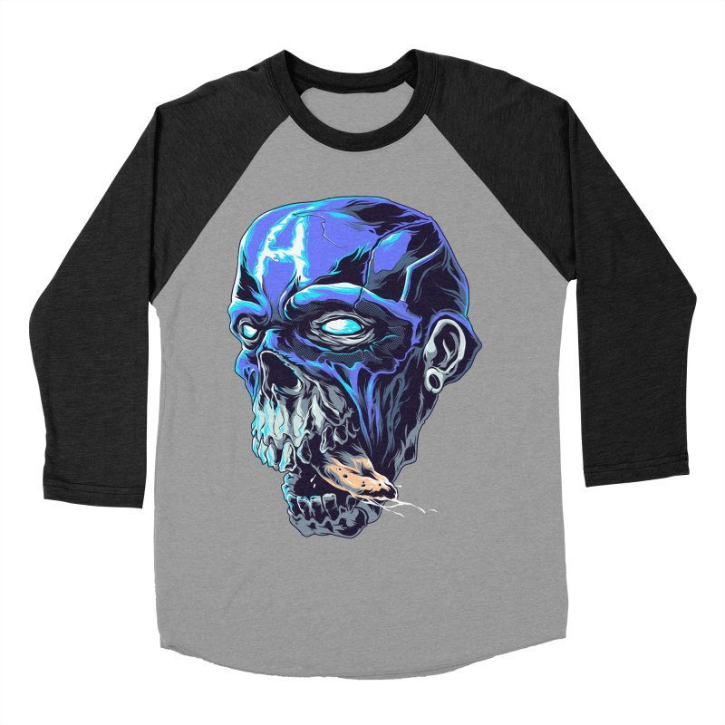 CAPTAIN BEAST AMERICA Men's Baseball Triblend T-Shirt by zakiihamdanii's Artist Shop