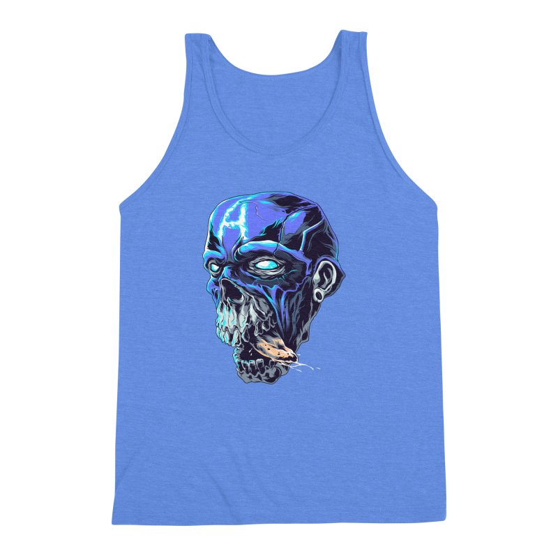 CAPTAIN BEAST AMERICA Men's Triblend Tank by zakiihamdanii's Artist Shop