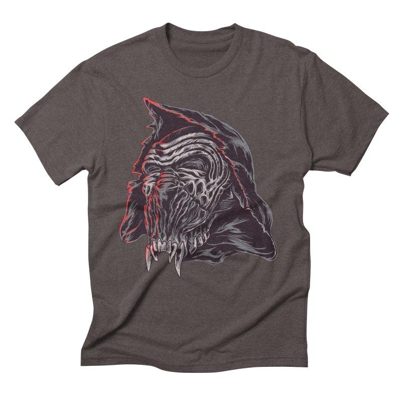 KYLO BEAST Men's Triblend T-Shirt by zakiihamdanii's Artist Shop