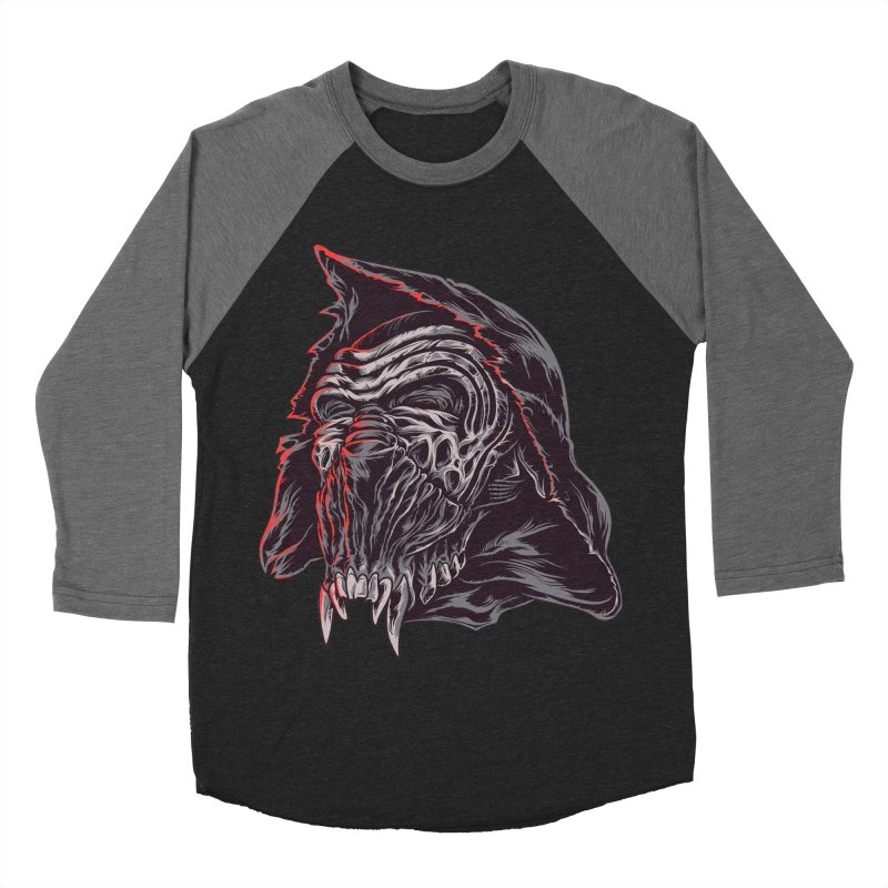 KYLO BEAST Men's Baseball Triblend T-Shirt by zakiihamdanii's Artist Shop