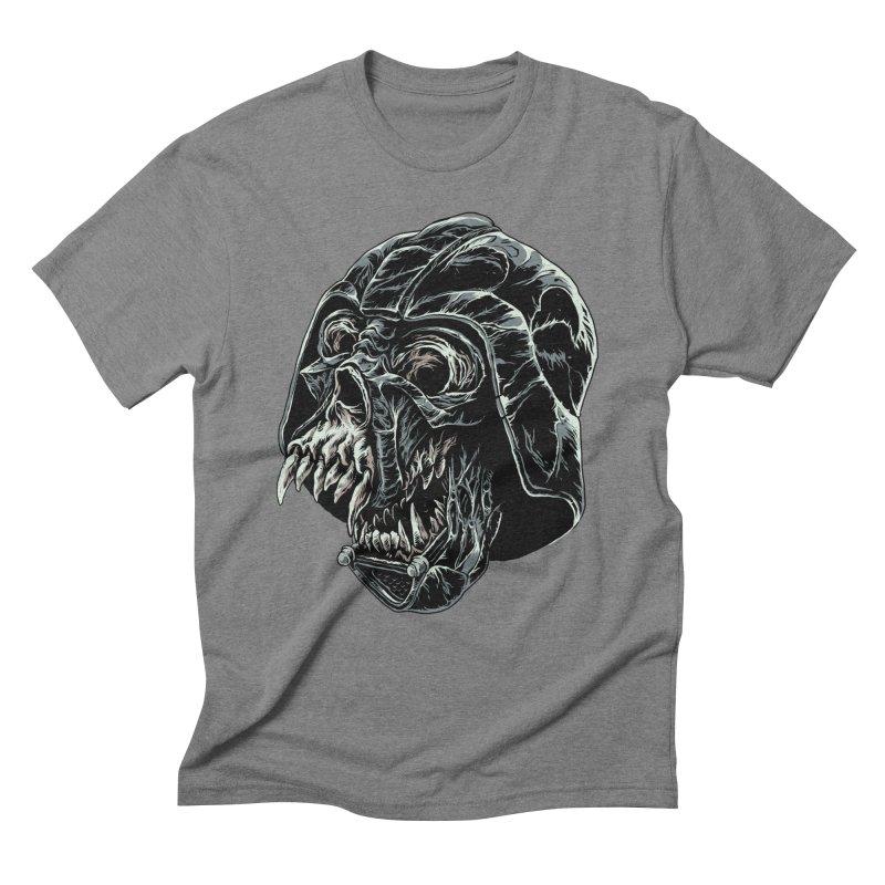 BEAST VADER Men's Triblend T-shirt by zakiihamdanii's Artist Shop