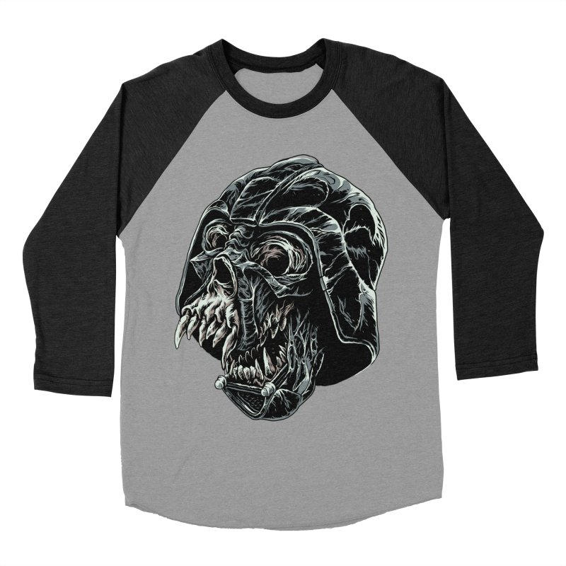 BEAST VADER Men's Baseball Triblend T-Shirt by zakiihamdanii's Artist Shop