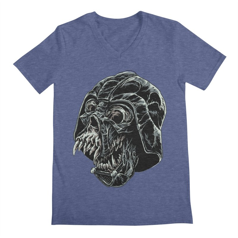 BEAST VADER Men's V-Neck by zakiihamdanii's Artist Shop