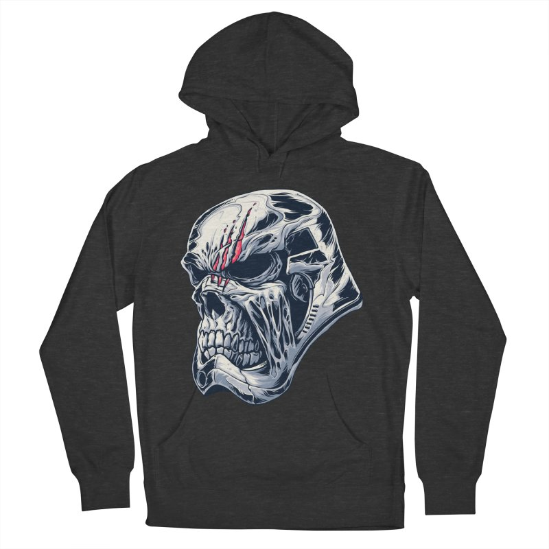 STORM ROAR TROOPER Men's Pullover Hoody by zakiihamdanii's Artist Shop
