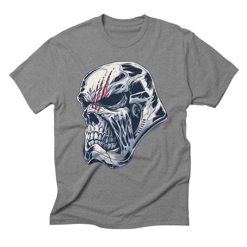 STORM ROAR TROOPER Men's Triblend T-shirt by zakiihamdanii's Artist Shop