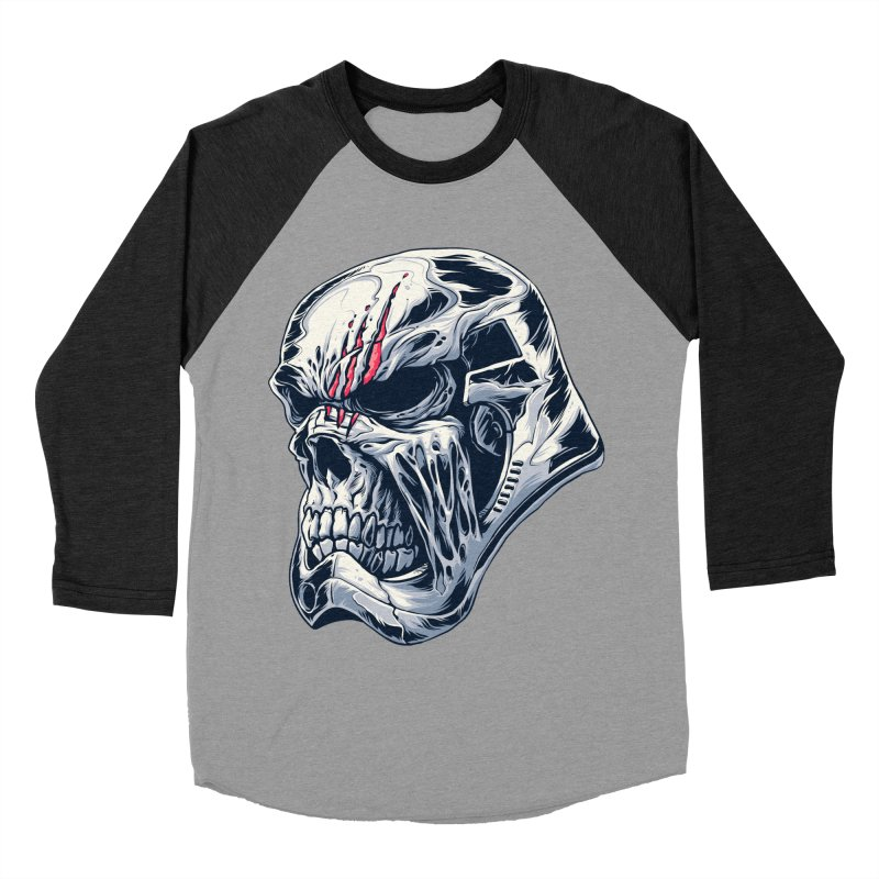 STORM ROAR TROOPER Men's Baseball Triblend T-Shirt by zakiihamdanii's Artist Shop