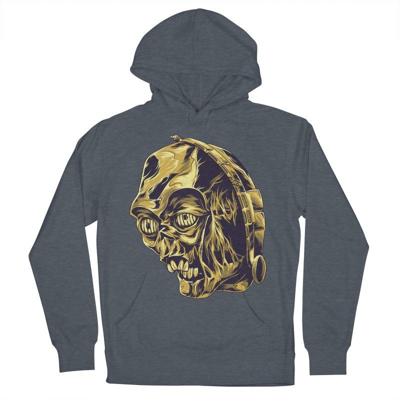 C-3PO BEAST Men's Pullover Hoody by zakiihamdanii's Artist Shop