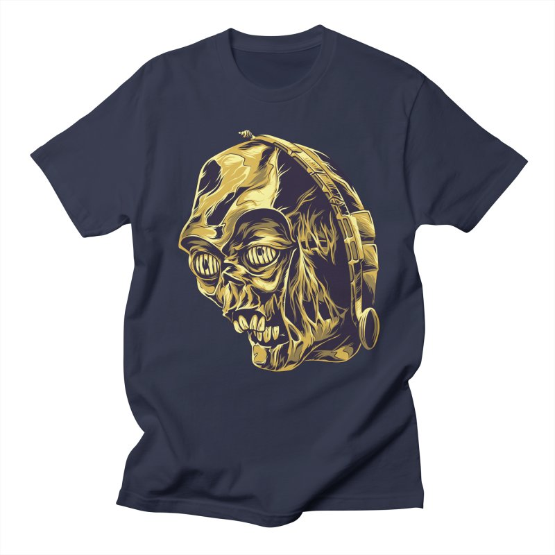 C-3PO BEAST Men's T-shirt by zakiihamdanii's Artist Shop