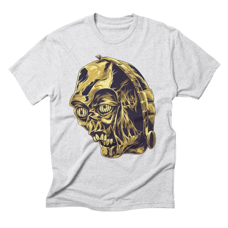 C-3PO BEAST Men's Triblend T-shirt by zakiihamdanii's Artist Shop