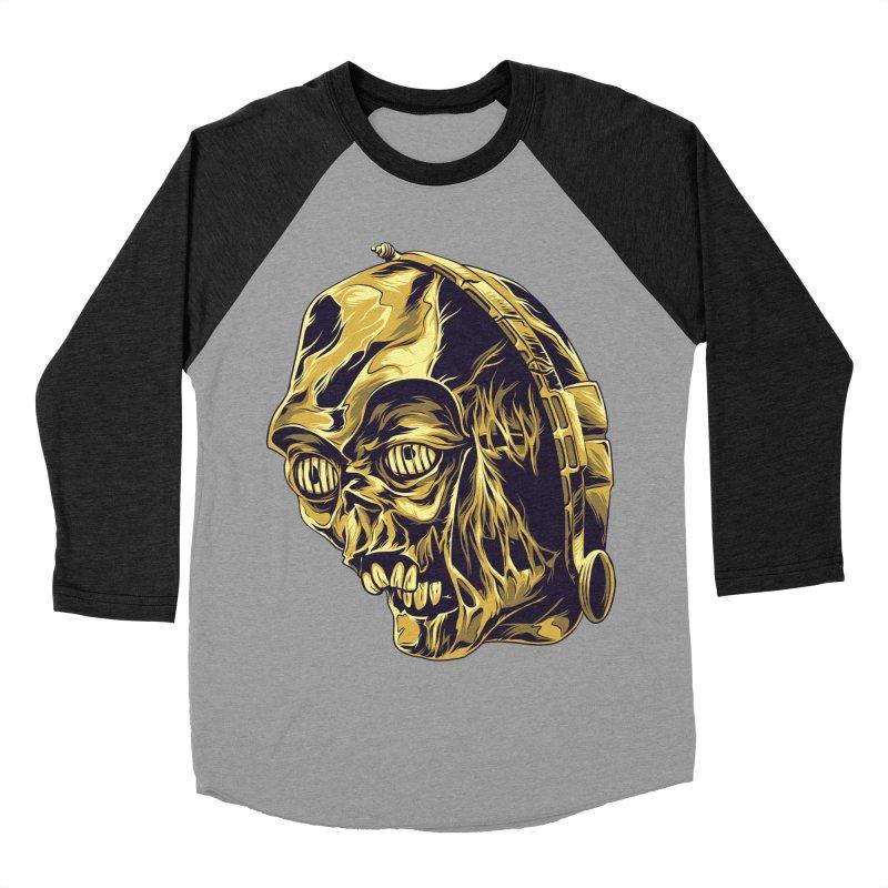 C-3PO BEAST Men's Baseball Triblend T-Shirt by zakiihamdanii's Artist Shop
