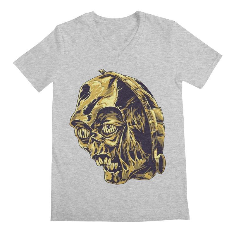 C-3PO BEAST Men's V-Neck by zakiihamdanii's Artist Shop