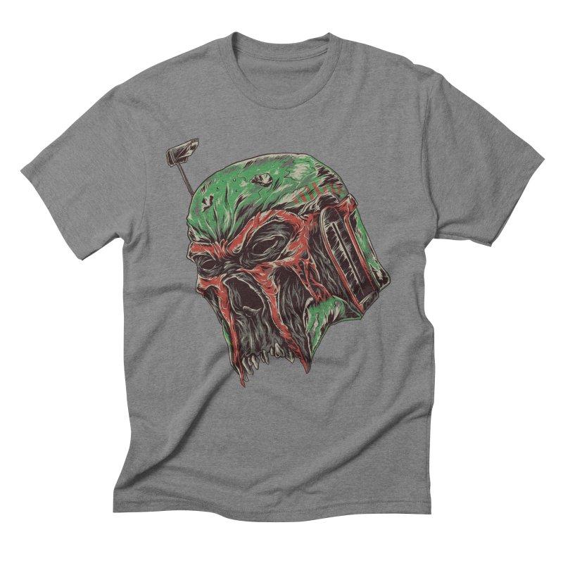 BOBA BEAST Men's Triblend T-Shirt by zakiihamdanii's Artist Shop