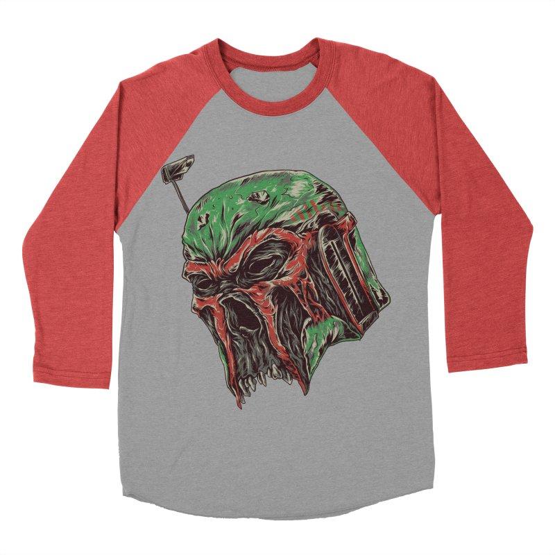 BOBA BEAST Men's Baseball Triblend T-Shirt by zakiihamdanii's Artist Shop