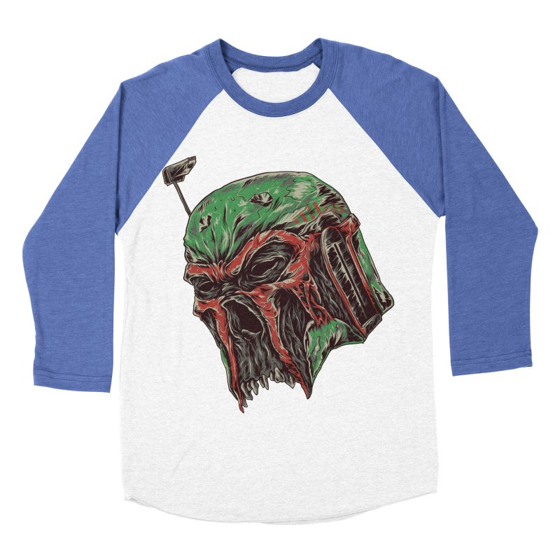 BOBA BEAST Men's Baseball Triblend T-Shirt by zakiihamdanii's Artist Shop