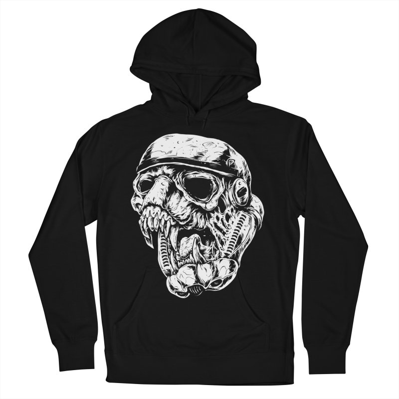Storm Beast Trooper Men's Pullover Hoody by zakiihamdanii's Artist Shop