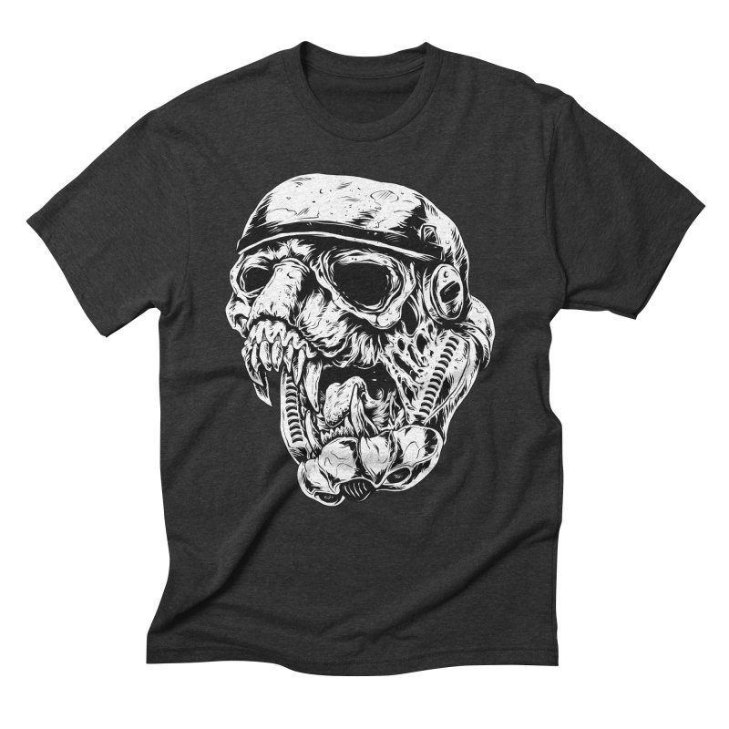 Storm Beast Trooper Men's Triblend T-Shirt by zakiihamdanii's Artist Shop