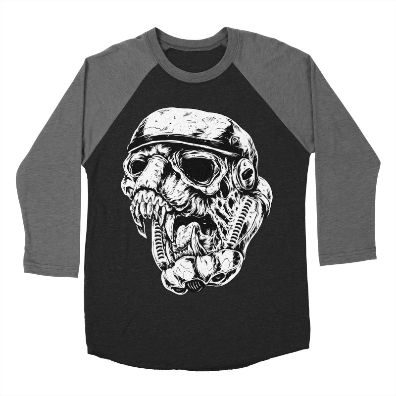 Storm Beast Trooper Men's Baseball Triblend T-Shirt by zakiihamdanii's Artist Shop