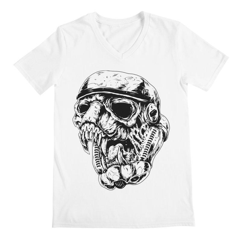 Storm Beast Trooper Men's V-Neck by zakiihamdanii's Artist Shop