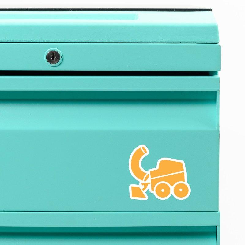 ZM Logo Accessories Magnet by Zamboni Macaroni Shop