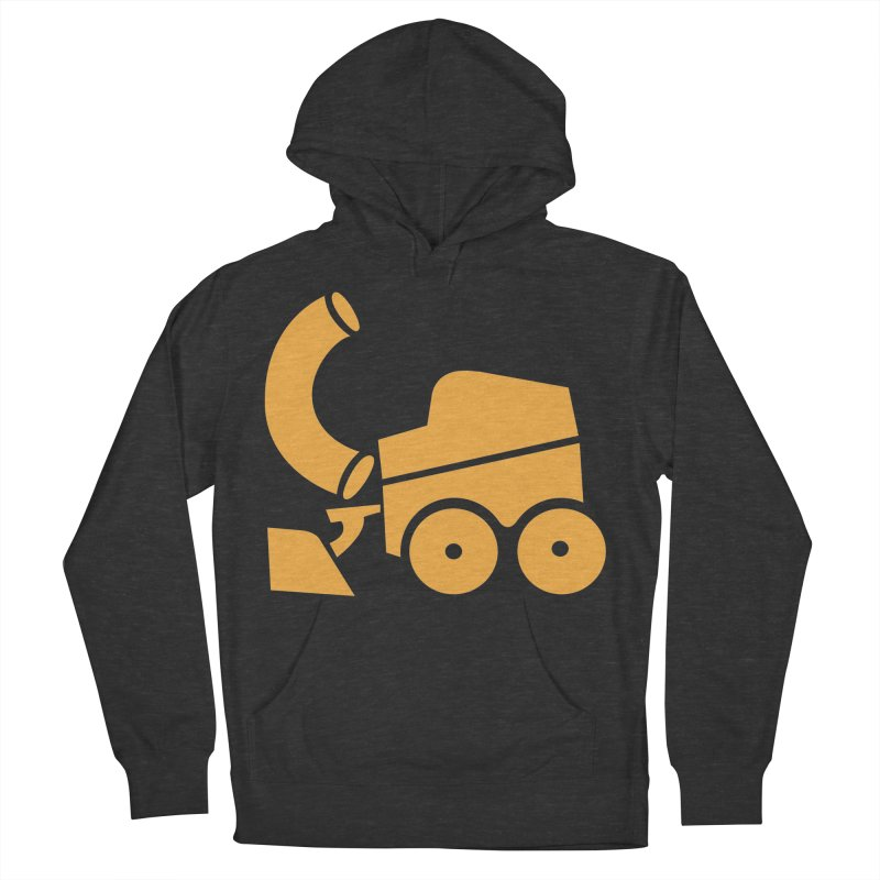 Zamboni Macaroni Logo Women's French Terry Pullover Hoody by Zamboni Macaroni Shop