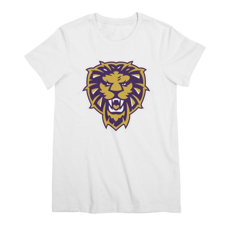 San Francisco Pride Logo Women's Premium T-Shirt by Zamboni Macaroni Shop