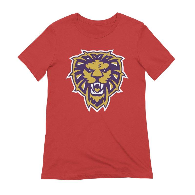San Francisco Pride Logo Women's Extra Soft T-Shirt by Zamboni Macaroni Shop