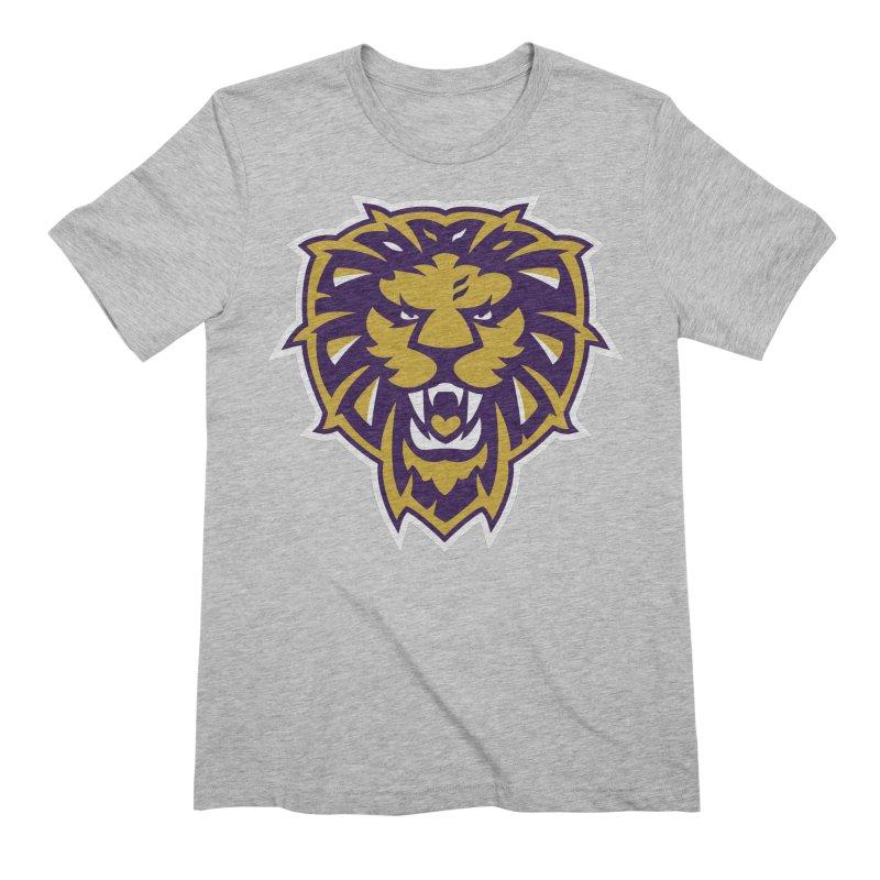 San Francisco Pride Logo Men's Extra Soft T-Shirt by Zamboni Macaroni Shop