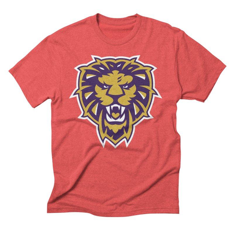 San Francisco Pride Logo Men's Triblend T-Shirt by Zamboni Macaroni Shop