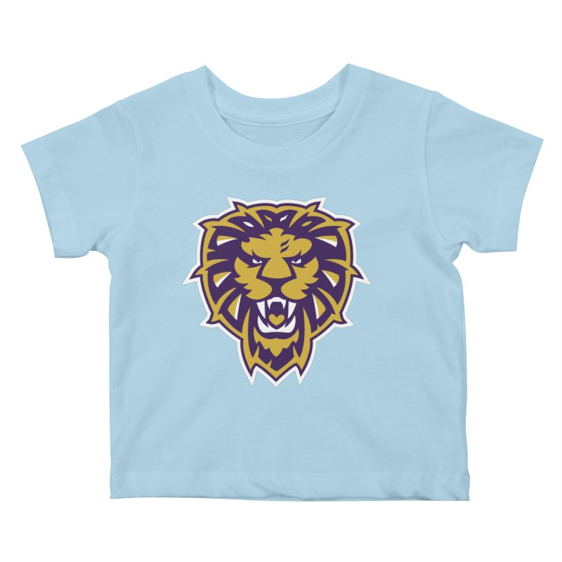 San Francisco Pride Logo Kids Baby T-Shirt by Zamboni Macaroni Shop