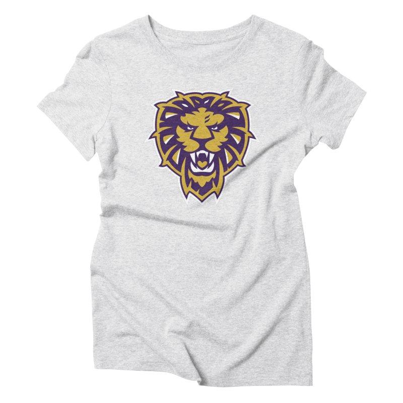 San Francisco Pride Logo Women's Triblend T-Shirt by Zamboni Macaroni Shop