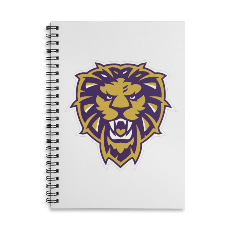 San Francisco Pride Logo Accessories Lined Spiral Notebook by Zamboni Macaroni Shop