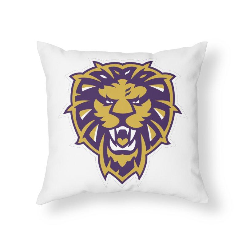 San Francisco Pride Logo Home Throw Pillow by Zamboni Macaroni Shop