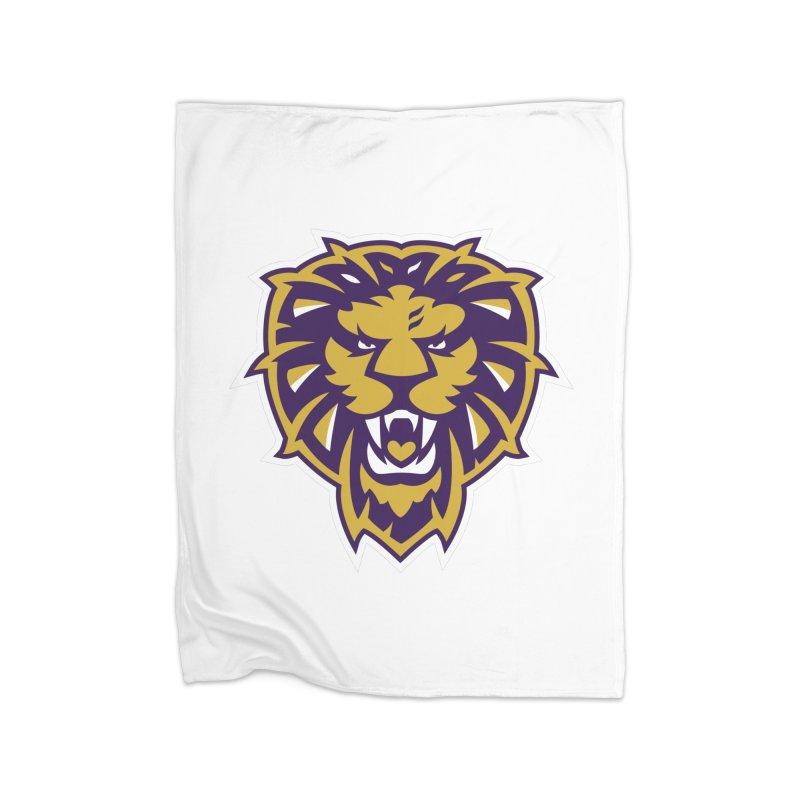 San Francisco Pride Logo Home Fleece Blanket Blanket by Zamboni Macaroni Shop