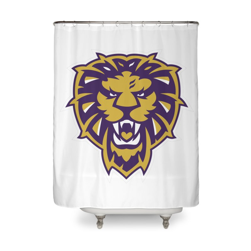 San Francisco Pride Logo Home Shower Curtain by Zamboni Macaroni Shop