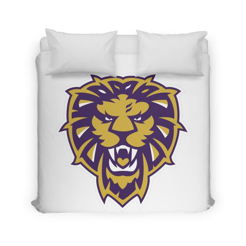 San Francisco Pride Logo Home Duvet by Zamboni Macaroni Shop
